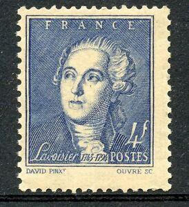 Brillant Timbre France Neuf Sans Charniere N° 581 ** Antoine Laurent De Lavoisier Et D'Avoir Une Longue Vie.