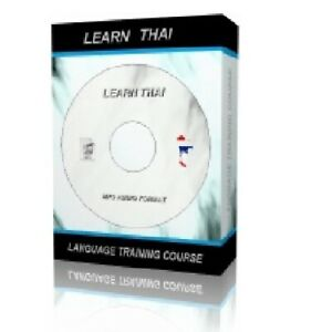 Learn to Speak THAI Complete Language Text and Audio Training Course