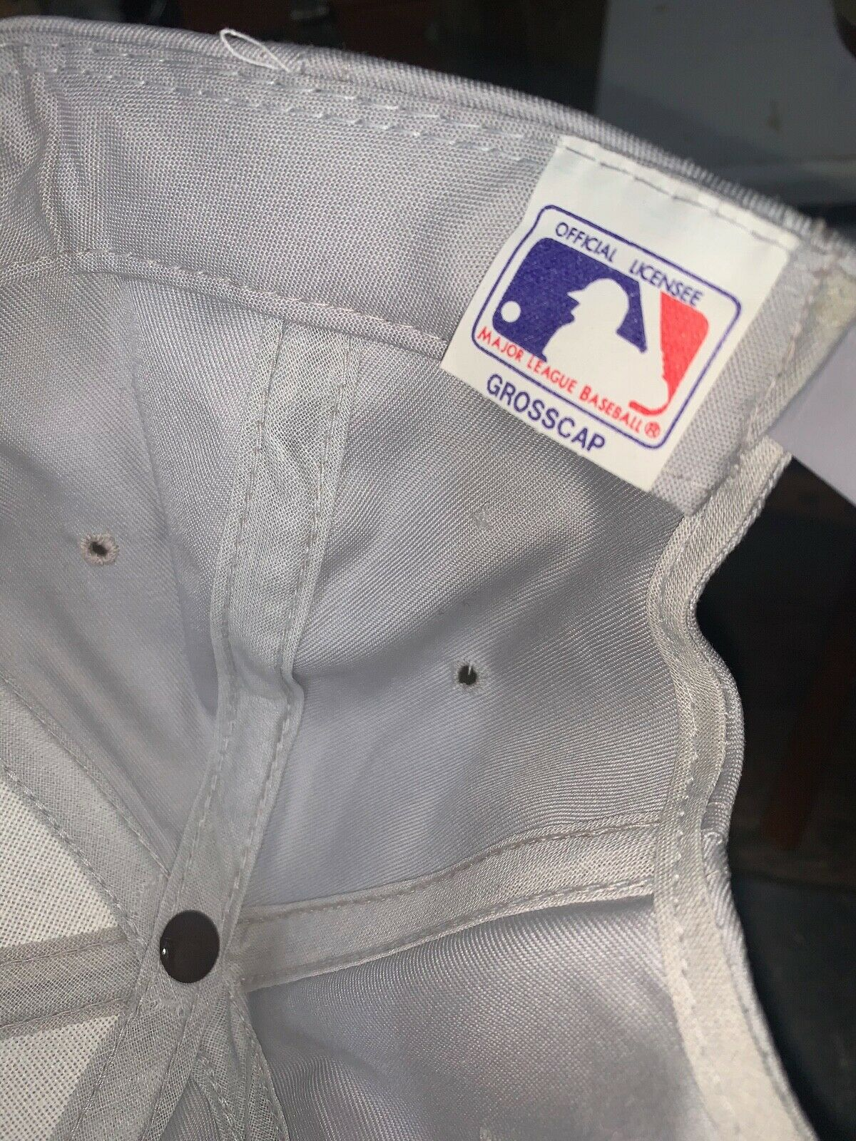 VINTAGE 80s/90s Boston Red Sox MLB Grosscap Brand… - image 12