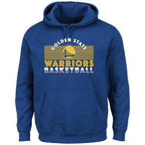 0c44f10499611 NBA Golden State Warriors Men s Beyond The Arc Blue Pullover Hoodie ...