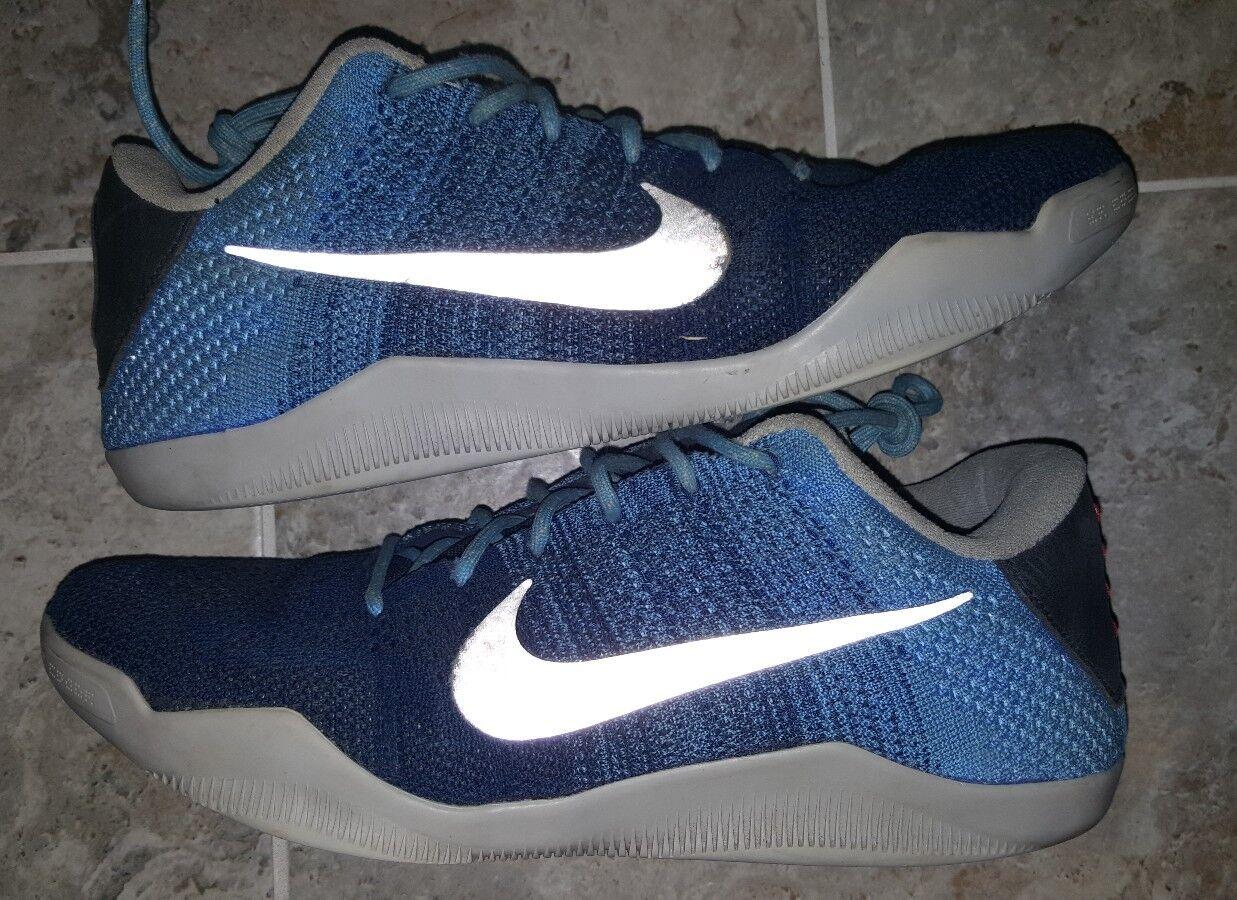Nike Kobe Bryant XI Brave Blue Comfortable Seasonal clearance sale