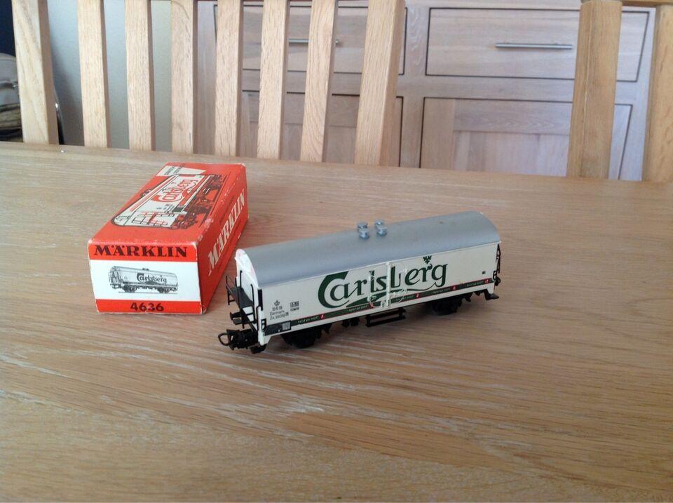 Modelbane, Marklin 4636, skala HO 1/87