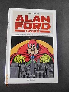 ALAN FORD STORY n° 146 (contiene i nn° 291 e 292) - MONDADORI CARTONATO - NUOVO