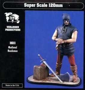 Verlinden-120mm-1-16-Medieval-Headsman-Resin-Figure-Model-Kit-1611