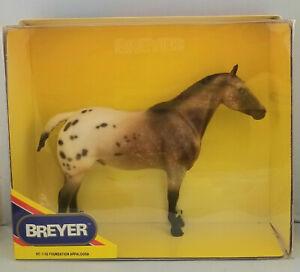 Breyer-1140-Foundation-Appaloosa-Performance-Horse-Model-NICE-USA-NIB