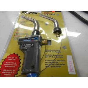 TurboTorch 0386-1299 TX500 Pro Pak TX-504//T-503 Packaged