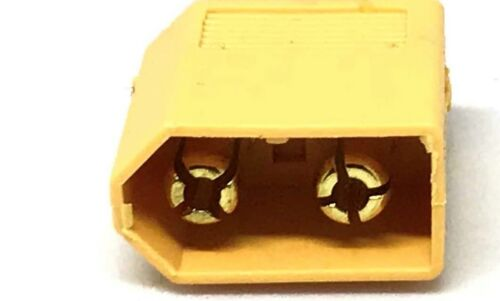 Wireless XT60 Male Connector to EC3 Female No Wire Adapter