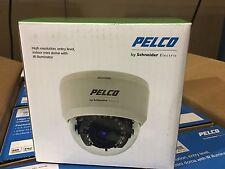 Pelco FD1-IRF4-4X 540TVL Indoor IR Dome Camera, 3.6mm, PAL