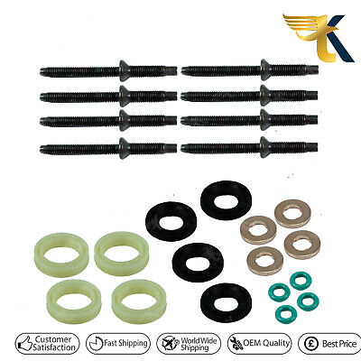 Fuel Injector Seal Washer O-Ring Kit for MINI R56 Cooper D 1.6 2006-2010