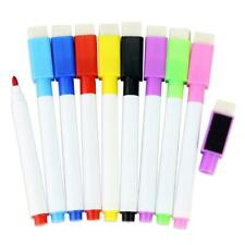 1pcs Magnetic Whiteboard Penmarkers Erasable Drawing Recording Magnet Best Hot