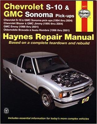 95 1995 Chevrolet Blazer owners manual