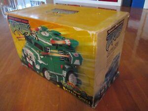 Coquille de bataille Teenage Mutant Tartarughe Ninja Turtles Truck 2002