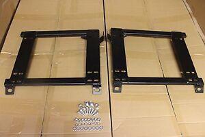 1x-Crank-Motorsport-MK4-Supra-JZA80-Seat-adapter-rail-suit-BRIDE-RECARO-SPARCO