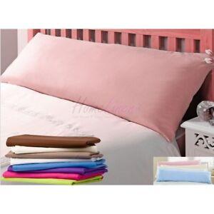 Long-Bolster-Pillow-Case-150tc-for-Body-Pillow-Neck-Support-3Ft-4Ft6-5Ft-6Ft