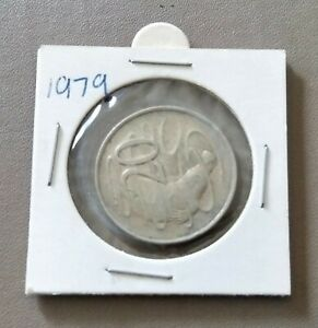 1979-Australian-20-cent-coin-very-sought-after-year-highly-collectable