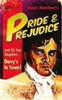 Pride and Prejudice Card by Pulp The Classics 9781843442127
