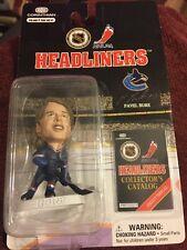 NHLPA HEADLINERS Pavel Bure NEW ON THE CARD 1997 Blue Jersey