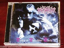 Katatonia: Dance Of December Souls CD 2007 Bonus Tracks Peaceville Records NEW