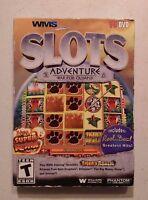 Wms Slots Adventure: War For Olympus (pc, 2013) Dvd-rom Windows 10/8/7/vista/xp