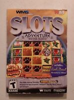 WMS Slots Adventure: War for Olympus (PC, 2013)