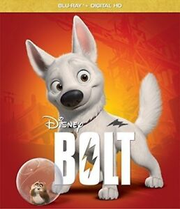 Bolt Disney Blu Ray Kids Animation Family Movie New Free Shipping 786936852851 Ebay