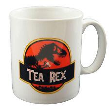Té Rex Dinosaurio Novedad Té Café Taza Taza Regalo inspirado en la película Parque Jurásico