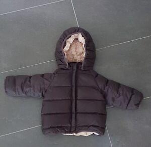 Details zu H&M Daunenjacke Kinder Baby Steppjacke Herbst Winter Jacke Gr. 80 schwarz
