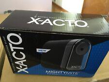 X Acto Pencil Sharpener Mighty Mite Electric Pencil Sharpener With Pencil S
