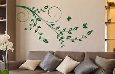 Tree Branch Flowers Plants Garden Floral Wall Decal Art Vinyl Sticker tr956