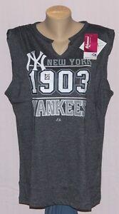 3def5c7af7689 New York Yankees Womens Diva Plus Size Tank Top T-Shirt - MLB ...