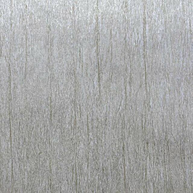 Wallpaper Modern Rustic  Crinkle Texture Silver Metallic and Gold