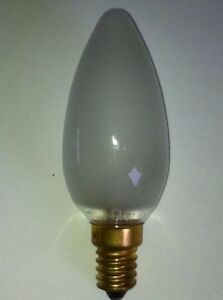 Ampoule-Flamme-EDISON-E14-15W-depolie-PHILIPS-GIRARD-SUDRON-CROZE-NEUVE