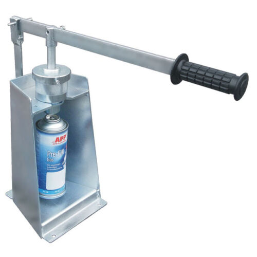 manuelle Abfüllmaschine Pre-Fill für das Füllen Dosen