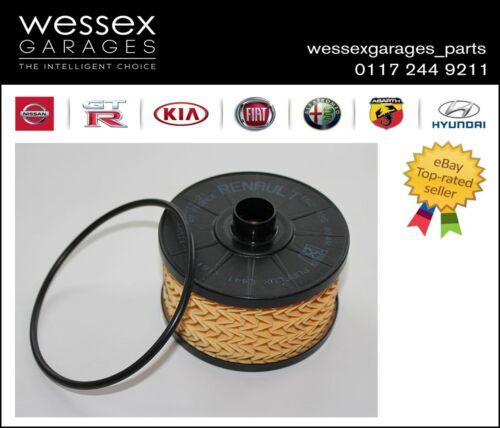 Genuine Nissan New Qashqai Oil Filter 1520900Q0F