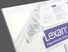 Polycarbonate Lexan Palram Clear Plastic Sheet 14 X 20 X 18