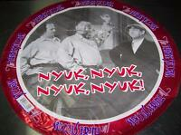 Set Of Two 18 Three Stooges Happy Birthday Two Sided Balloons Free Ship