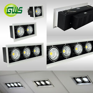 Adjustable recessed led downlight ceiling retail commercial image is loading adjustable recessed led downlight ceiling retail commercial spotlights aloadofball Gallery