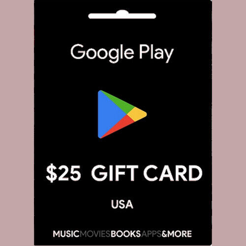 New Gift cart Google play 10$ or 30 Email Delivery After 4 Hours