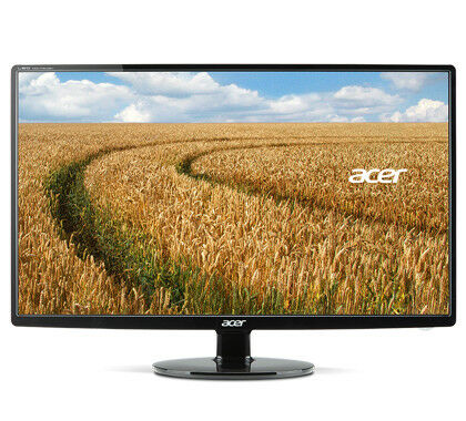 """Acer 27/"""" Widescreen LED Monitor Full HD 60Hz 4msS271HL Gbidx"""