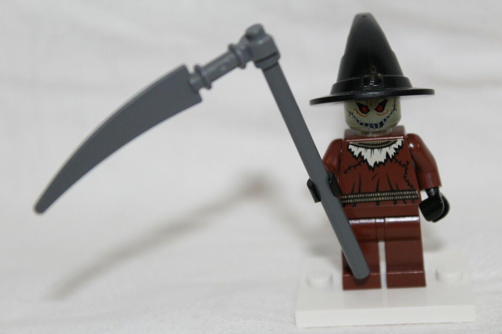 The Batuomo Lego minicifra 7785 Sautoecrow bat016 Pristine condition    forniamo il meglio