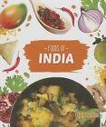 Foods of India by Christine VeLure Roholt (Hardback, 2014)