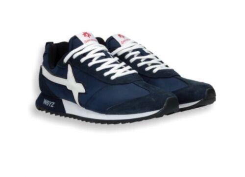 Taille Homme Blanc Bleu 43 Man Sneakers Wizz XnqE00