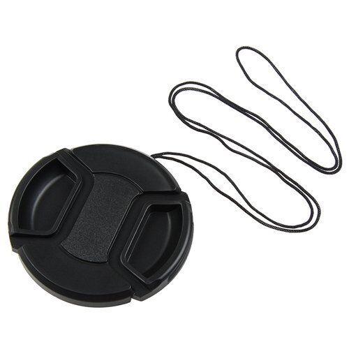 82 Mm Lens Cap Para Cualquier Lente O Cámara Con 82mm Tamaño De Rosca Con Lentes Gratis Keeper
