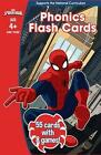 Spider-man Phonics Flash Cards by Scholastic