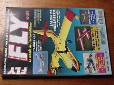 $$v Revue Fly International N°24 Plan encarte Fury  Trainer 400  Extra 300 S
