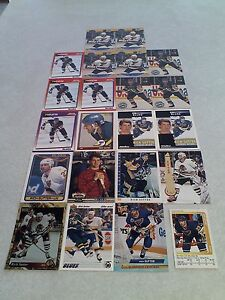 Rich-Sutter-Lot-of-75-cards-25-DIFFERENT-Hockey
