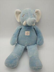 MiYim-Simply-Organic-Plush-Light-Blue-10-034-Ellie-the-Elephant-Stuffed-Animal-Toy