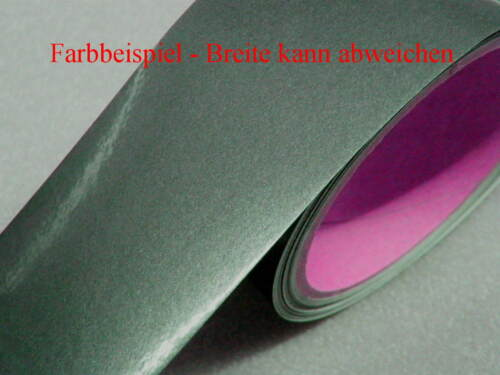 Zierstreifen 4 mm anthrazit metallic glänzend 303 Zierlinie grau dunkelgrau