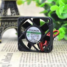 SUNON KDE1204PFV1 Fan 40*40*10mm 12V 1.1W 2pin  j0416