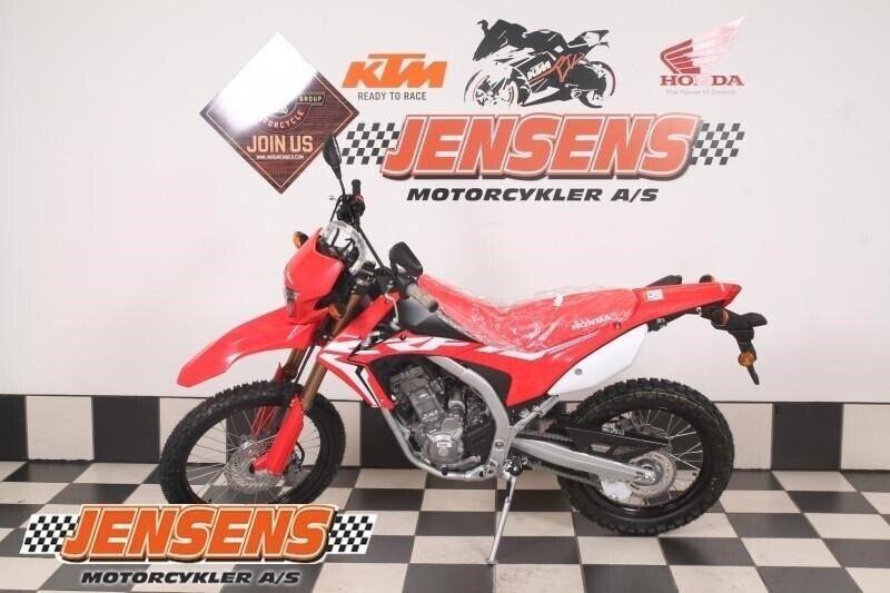 Honda, CRF 250 L, ccm 249